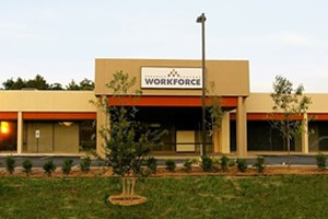 Little Rock Workforce Center